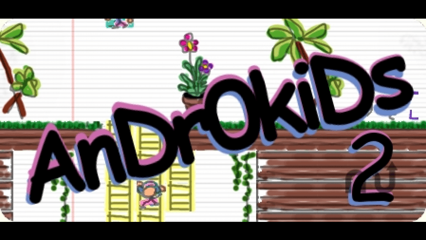 Androkids2 for Mac - review, screenshots