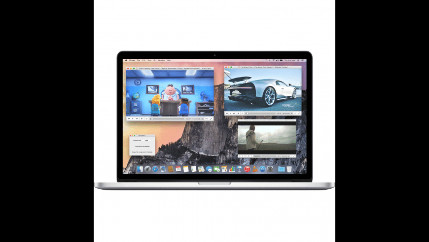 Multiple VLC for Mac - review, screenshots