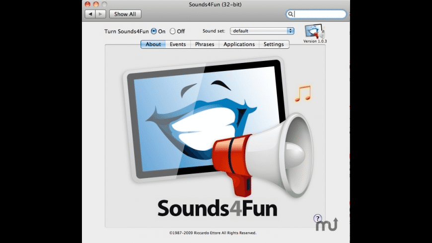 Sounds4Fun for Mac - review, screenshots
