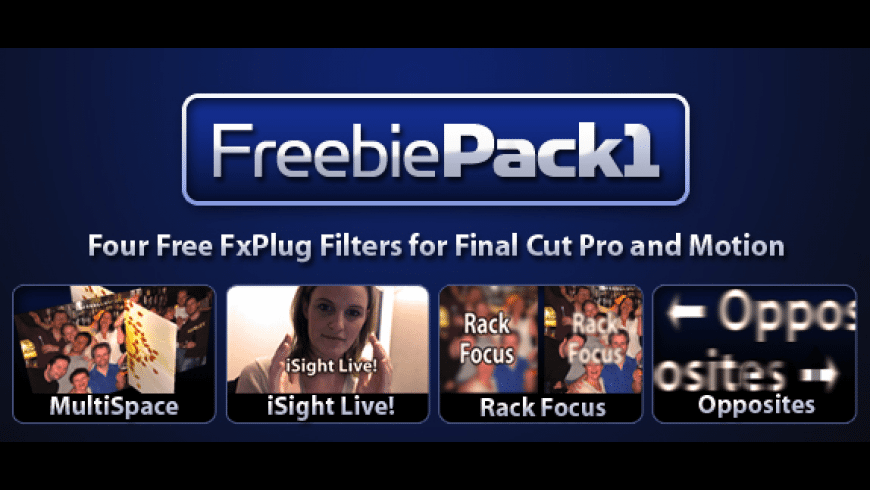 Freebie Pack for Mac - review, screenshots