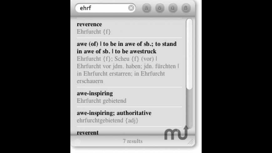 EnDe for Mac - review, screenshots
