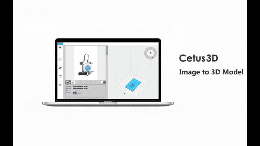 Cetus3D for Mac - review, screenshots
