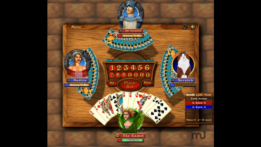 Hardwood Hearts for Mac - review, screenshots