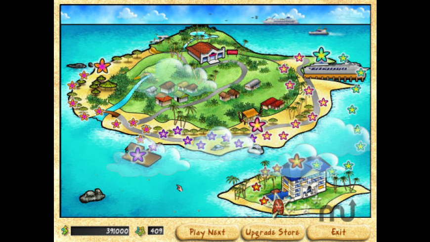 Cathy's Caribbean Club for Mac - review, screenshots