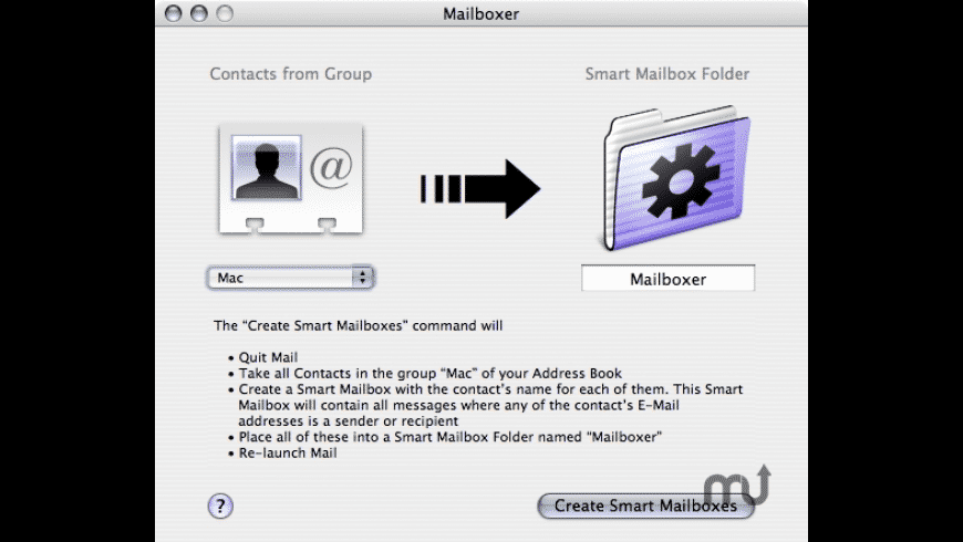 Mailboxer for Mac - review, screenshots