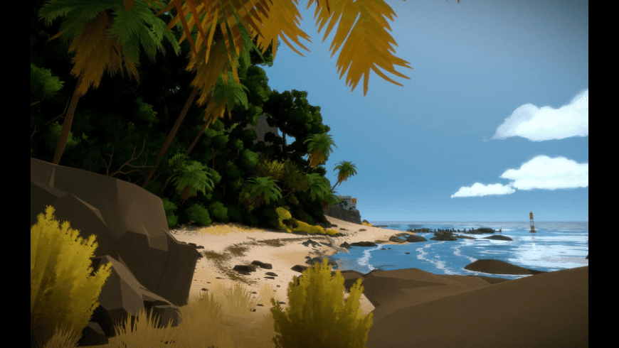The Witness for Mac - review, screenshots