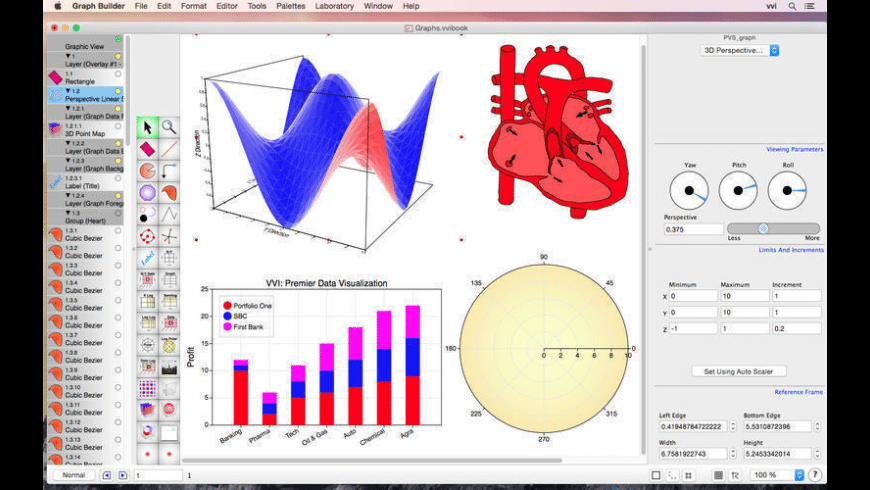 Graph Builder for Mac - review, screenshots