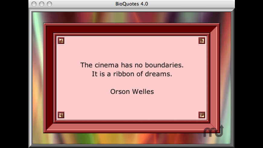 BioQuotes for Mac - review, screenshots
