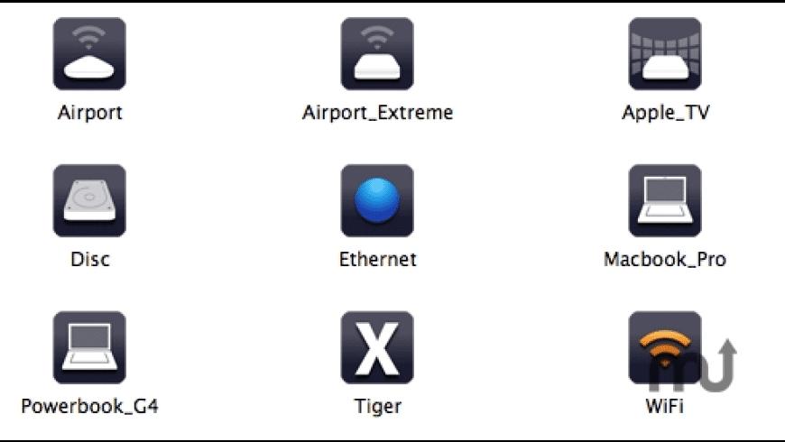 Designer Icons 2 for Mac - review, screenshots