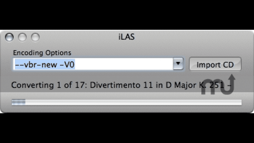 iLAS for Mac - review, screenshots