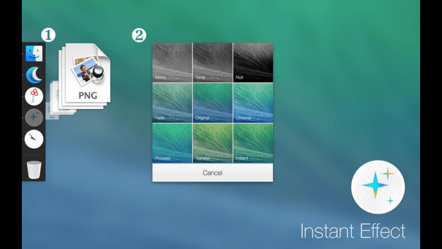 Instant Effect for Mac - review, screenshots