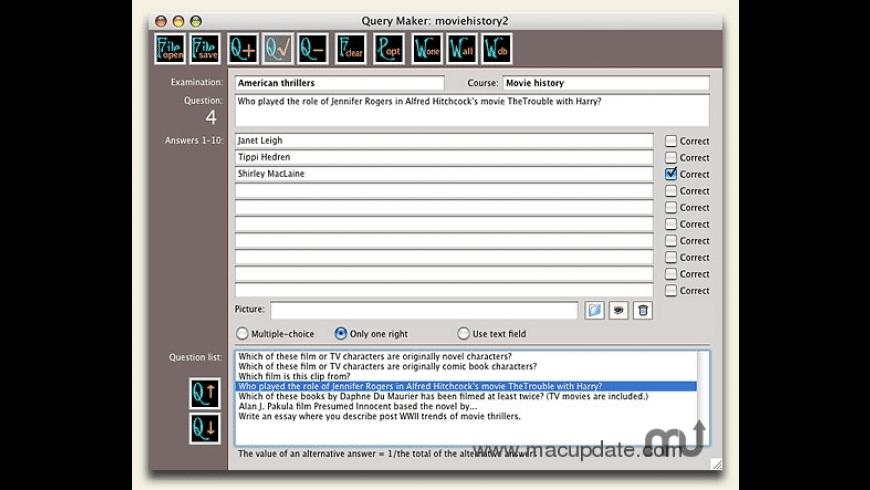 MVK for Mac - review, screenshots