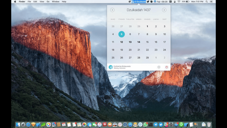 Elyoum for Mac - review, screenshots
