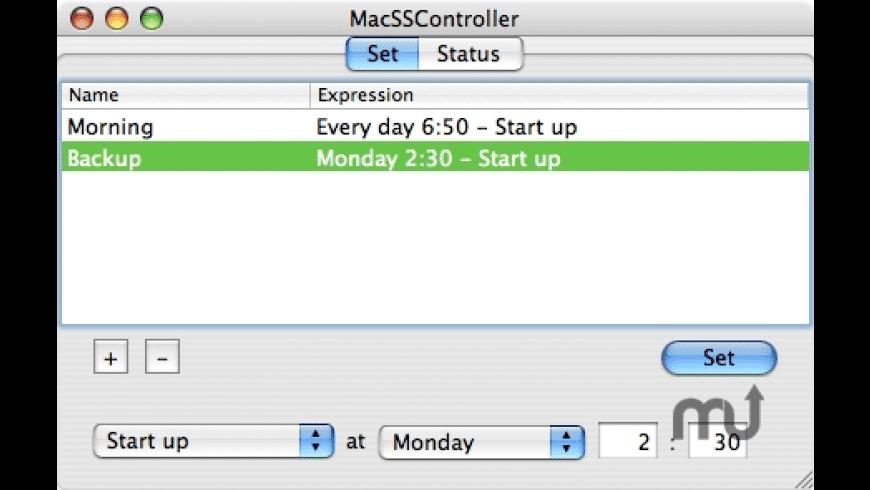 MacSSController for Mac - review, screenshots