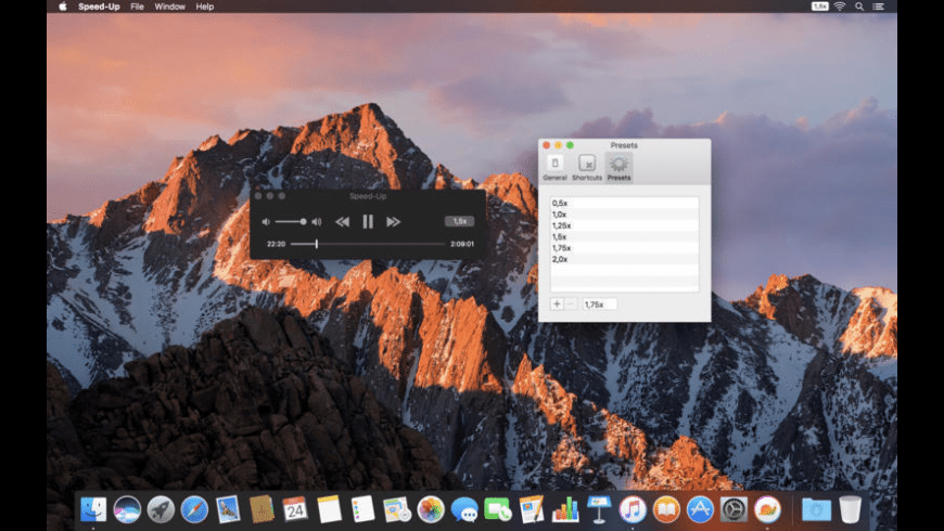Speed-Up for Mac - review, screenshots