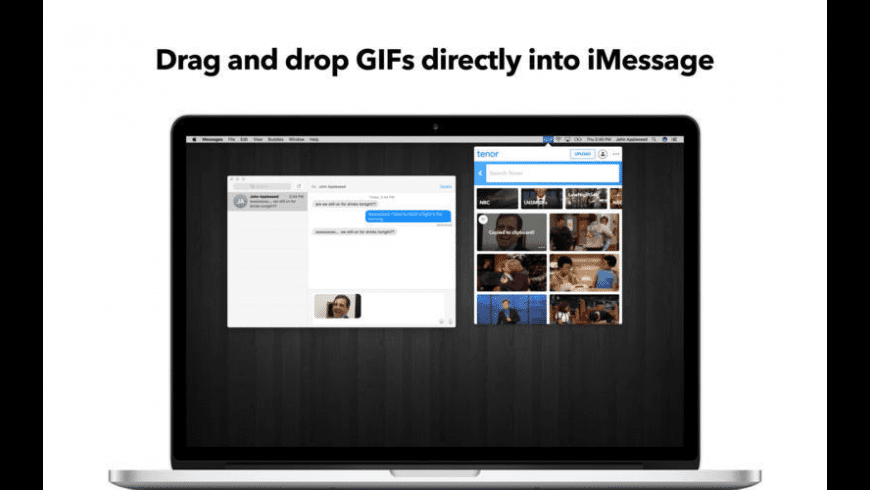 GIF Keyboard for Mac - review, screenshots