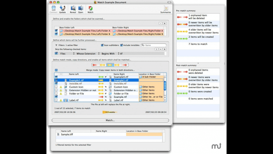 Match for Mac - review, screenshots