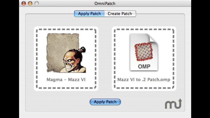 OmniPatch for Mac - review, screenshots