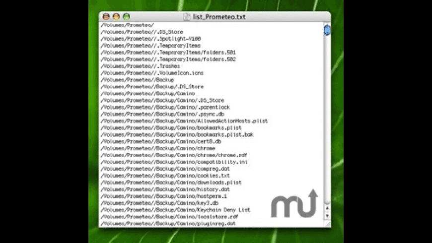 Shindler for Mac - review, screenshots