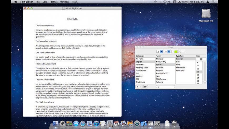 Write-Pro for Mac - review, screenshots
