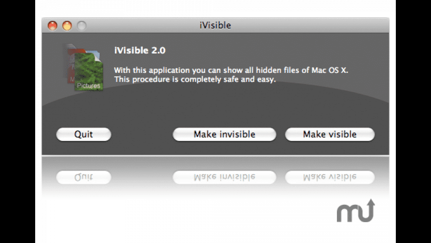 iVisible for Mac - review, screenshots