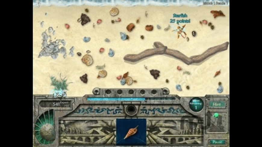 Mystery of Shark Island for Mac - review, screenshots
