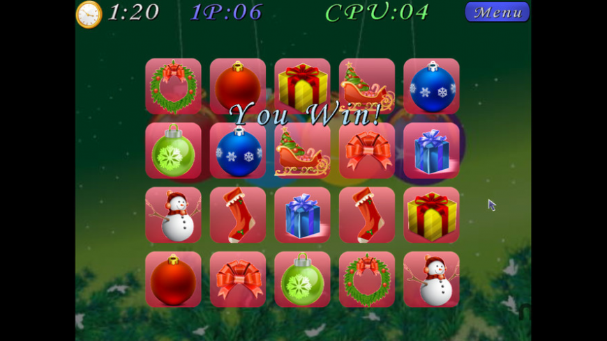 Seasons Pairs for Mac - review, screenshots