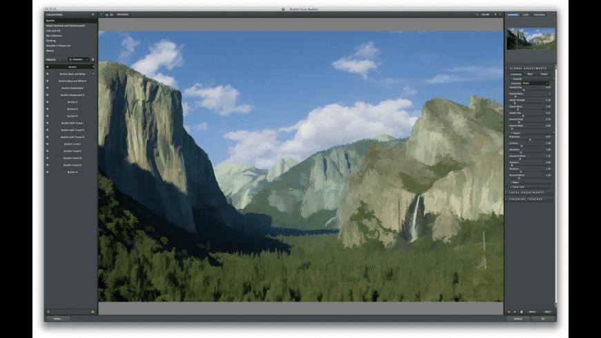 Topaz Simplify for Mac - review, screenshots