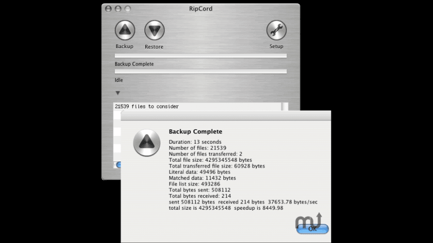 RipCord for Mac - review, screenshots