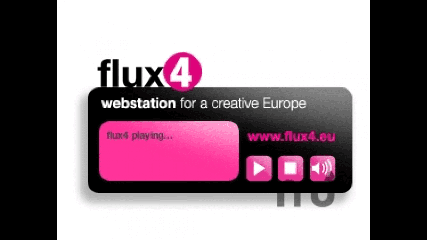 flux4-RadioPlayer for Mac - review, screenshots