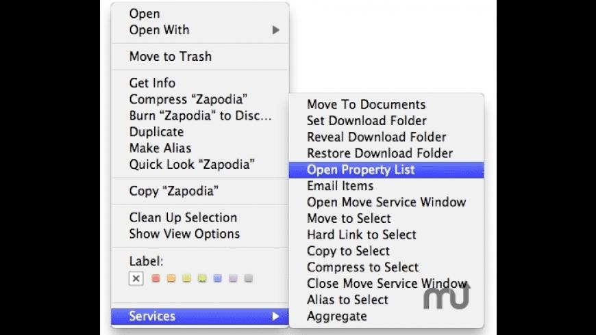OpenPList for Mac - review, screenshots