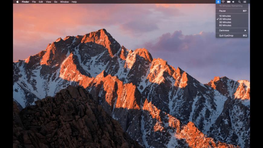 EyeDrop for Mac - review, screenshots