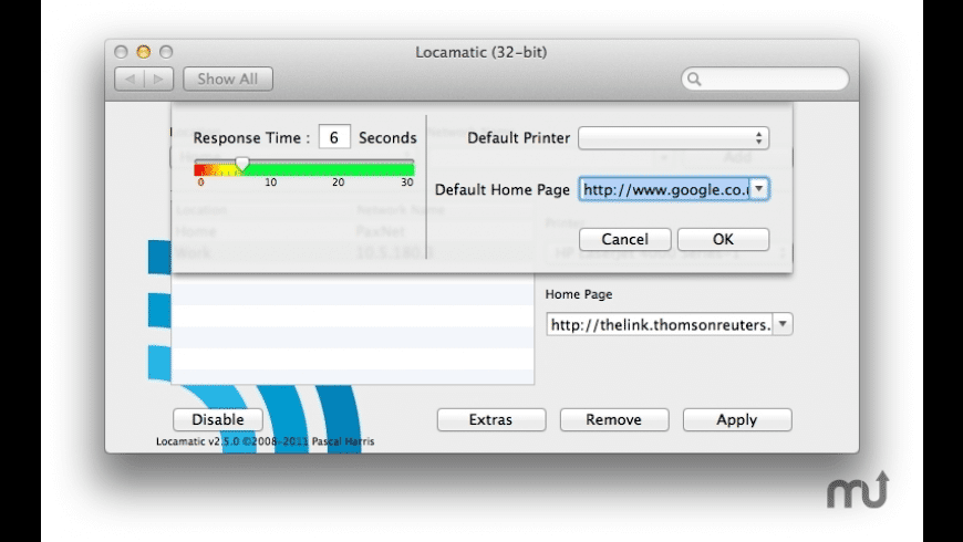 Locamatic for Mac - review, screenshots