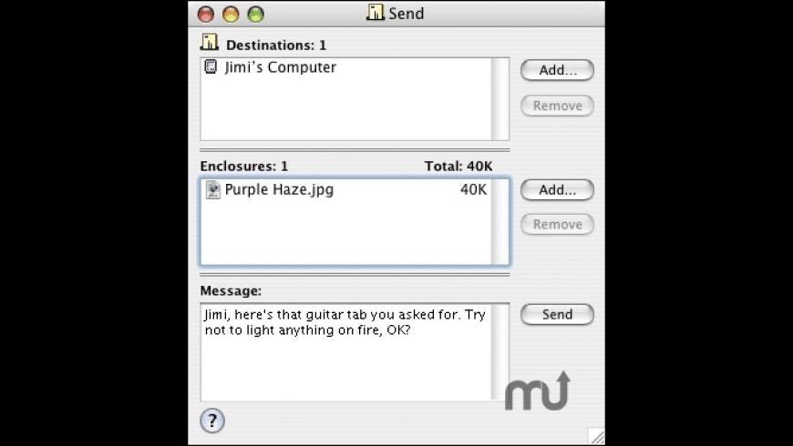 Timbuktu Pro for Mac - review, screenshots