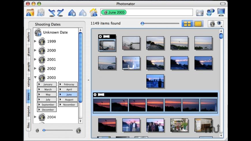 Photonator for Mac - review, screenshots