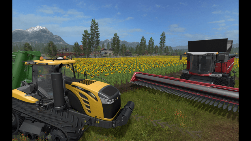 Farming Simulator 17 for Mac - review, screenshots