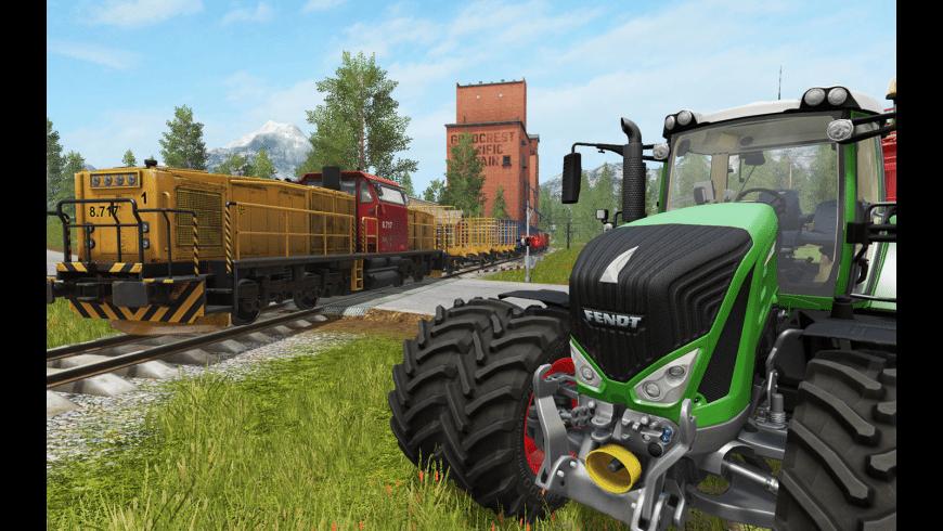 Farming Simulator 17 for Mac - review, screenshots