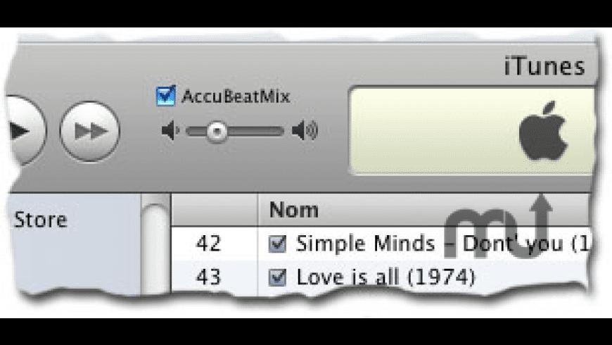 AccuBeatMix for Mac - review, screenshots