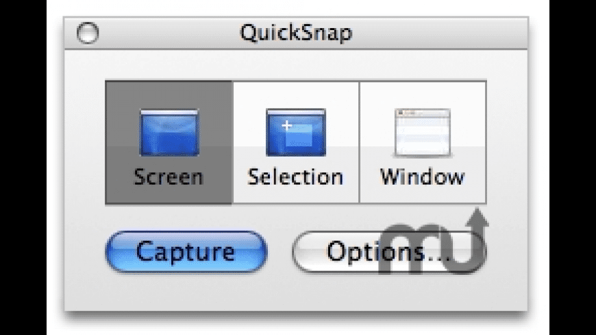 QuickSnap for Mac - review, screenshots