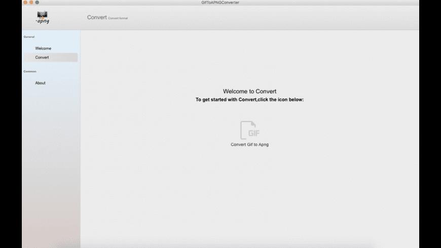GifToAPNGConverter for Mac - review, screenshots