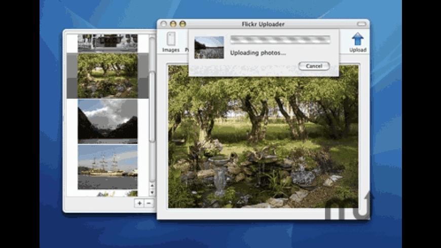 Flickr Uploadr for Mac - review, screenshots
