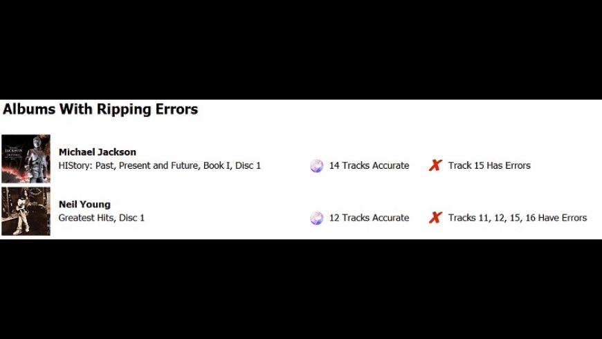 PerfectTUNES for Mac - review, screenshots