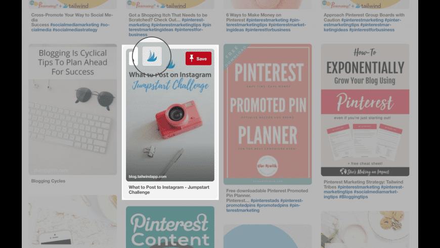 Tailwind Publisher for Mac - review, screenshots