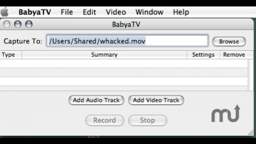 BabyaTV for Mac - review, screenshots