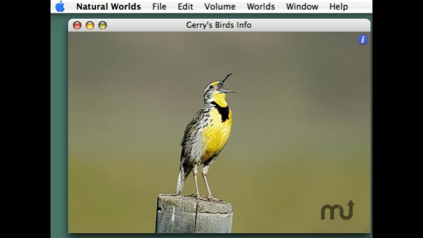 Natural Worlds for Mac - review, screenshots
