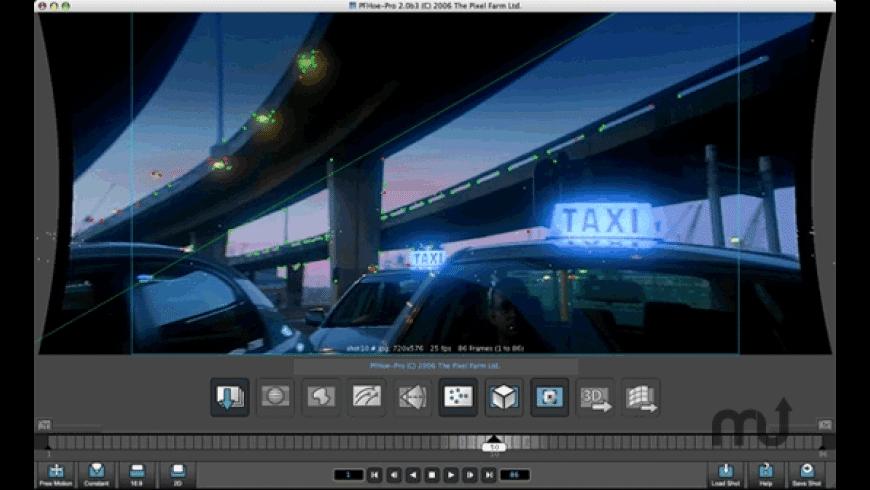 PFHoePro for Mac - review, screenshots