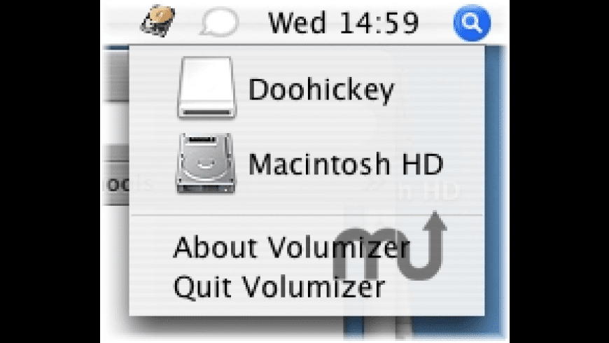 Volumizer for Mac - review, screenshots