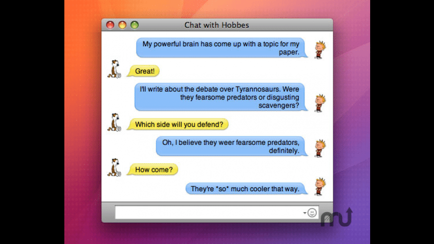 iChat Matte for Mac - review, screenshots