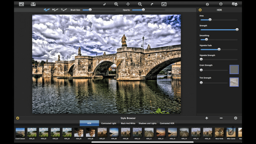 Simply HDR for Mac - review, screenshots