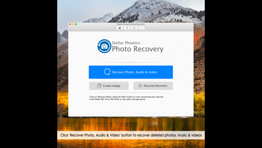 Stellar Phoenix Photo Recovery for Mac - review, screenshots